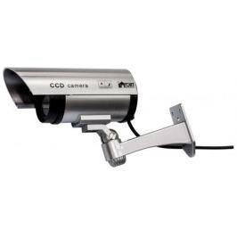 Муляж камеры видеонаблюдения FORT Automatics DC-027 наружное исполнение, красный светодиод RET фиоле
