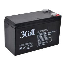Аккумулятор 3Cott 12V9Ah