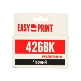 Картридж EasyPrint IC-CLI426BK для Canon PIXMA iP4840/MG5140/MG6140/MX884. Чёрный. с чипом