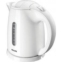 Чайник электрический Philips HD4646/00 мощность 2400Вт; объем 1.5л; пластик; фильтр от накипи, белый