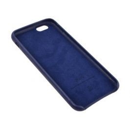 Чехол - обложка iPhone 6s Leather Case Midnight Blue