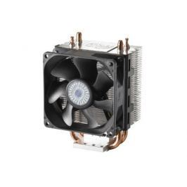 Кулер для процессора Cooler Master Hyper 101 (RR-H101-30PK-RU) 1150/1155/1156/775/AM3/AM2+/AM2 fan 8 cm, 800-3000 RPM, PWM, 41 CFM, TPD 95W