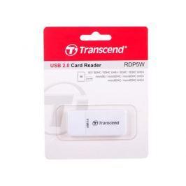 Картридер внешний Transcend TS-RDP5W