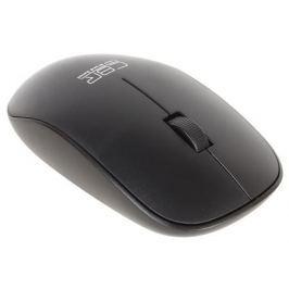 Мышь CBR CM-410 Black, оптика, радио 2,4 Ггц, 1200 dpi, USB