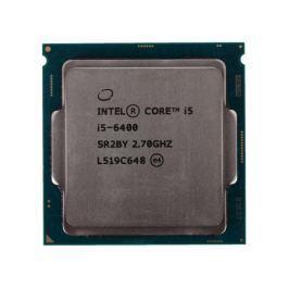 Процессор Intel Core i5-6400 OEM (TPD 65W, 4/4, Base 2.7GHz - Turbo 3.3 GHz, 6Mb, LGA1151 (Skylake))