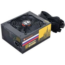 Блок питания Thermaltake Moscow 850W (W0428RE) v2.3,A.PFC,80 Plus Gold,Fan 14 см,Modular,Retail