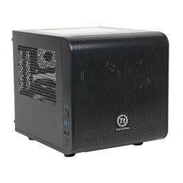 Корпус Thermaltake Core V1 Black w/o PSU CA-1B8-00S1WN-00 mITX, поддержка стандартных ATX БП