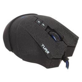 Мышь игровая QCYBER TUR 2, лазерная, 5600 DPI, встр. память 128к для сохр. профайлов, USB2.0