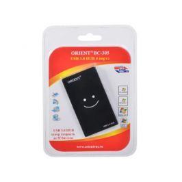 Концентратор USB 3.0 Orient BC-305 (4 Port)