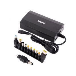 Блок питания для ноутбука Buro BUM-0031T65 сетевой+автомобильный кабели 11 переходников 65Вт черный