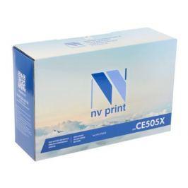 Картридж NV Print для HP LJ P2035/P2055 CE505X