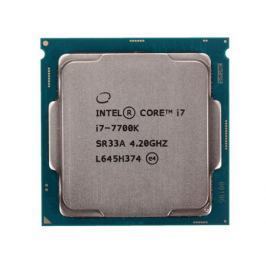 Процессор Intel Core i7-7700K OEM TPD 91W, 4/8, Base 4.20GHz - Turbo 4.50GHz, 8Mb, LGA1151 (Kaby Lake)