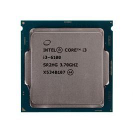 Процессор Intel Core i3-6100 OEM 3.7GHz, 3Mb, LGA1151, Skylake
