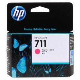 Картридж HP 711 с пурпурными чернилами 29мл CZ131A
