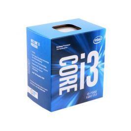 Процессор Intel Core i3-7300 BOX TPD 51W, 2/4, Base 4.0GHz, 4Mb, LGA1151 (Kaby Lake)