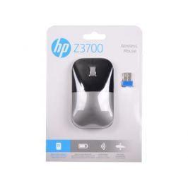 Мышь беспроводная HP Z3700 серебряный USB X7Q44AA#ABB