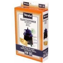 Комплект пылесборников Vesta RW 08 4шт