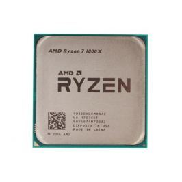 Процессор AMD Ryzen 7 OEM 95W, 8/16, 4.0Gh, 20MB, AM4 (YD180XBCM88AE)