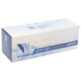 Картридж NV-Print Q2612X для HP LJ 1010 1012 1015 1020 1022 3015 3020 3030 черный 3500стр