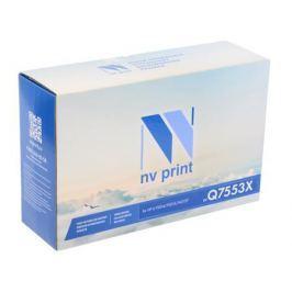 Картридж NV Print для HP LJ P2015 Q7553X