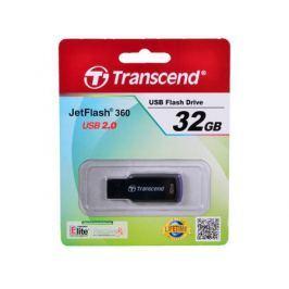 USB флешка 32GB USB Drive (USB 2.0) Transcend 360 (TS32GJF360)