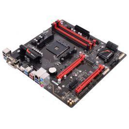 Материнская плата GIGABYTE GA-AB350M-Gaming 3 (AM4, AMD B350, 4*DDR4, PCI-E16x, D-SUB, DVI, HDMI, SATAIII+RIAD, M.2, GB Lan, USB 3.1, mATX, Retail)