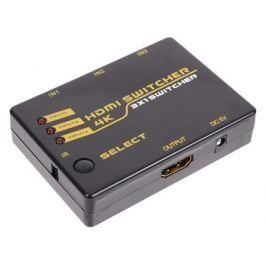 Переключатель HDMI 4K Switch Orient HS0301H