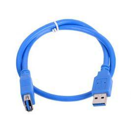 Кабель удлинительный USB3.0 Am-Af 0,5m Aopen (ACU302-0.5M)