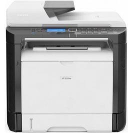 МФУ Ricoh SP 325SNw (картридж 1000стр.) (копир-принтер-сканер, ADF, duplex, 28стр./мин., 1200x1200dpi, LAN, WiFi, A4)