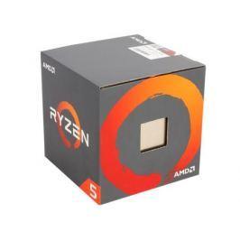 Процессор AMD Ryzen 5 1600 BOX 65W, 6C/12T, 3.6Gh(Max), 19MB(L2-3MB+L3-16MB), AM4 (YD1600BBAEBOX)