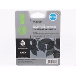 Картридж Cactus CS-CC641 №121XL (черный)