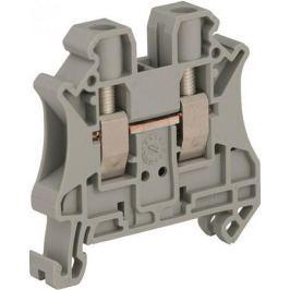 Клеммник Schneider Electric винтовой проходной 2 точки подключения NSYTRV62