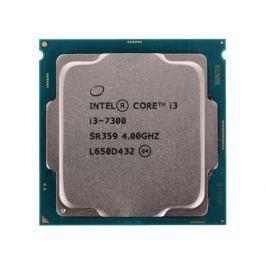 Процессор Intel Core i3-7300 OEM TPD 51W, 2/4, Base 4.0GHz, 4Mb, LGA1151 (Kaby Lake)