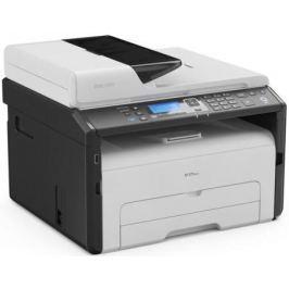 МФУ Ricoh SP 277SNwX (картридж 2600стр.) (копир-принтер-сканер, ADF, 23стр./мин., 1200x600dpi, LAN, WiFi, NFC, A4)