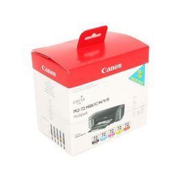 Картридж Canon PGI-72MBK/C/M/Y/R Multi Pack для PRO-10.