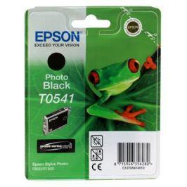 Картридж Epson Original T054140 (Photo R800) черный