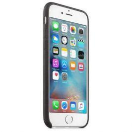 Накладка Apple MKXW2ZM/A для iPhone 6S iPhone 6 чёрный