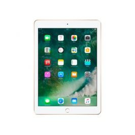 Планшет Apple iPad MPGW2RU/A 128Gb 9.7'' QXGA (2048x1536) Retina/A9/GPS+GLONASS/WiFi/BТ/8.0MP/iOS10/Gold