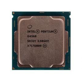 Процессор Intel Pentium G4560 OEM TPD 54W, 2/4, Base 3.5GHz, 3Mb, LGA1151 (Kaby Lake)