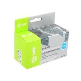 Картридж Cactus CS-CD975 №920XL для HP Officejet 6000/6500/7000/7500 черный 53мл