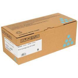 Картридж тип SP C220E Cyan Aficio SP C220S/C221SF/C222SF/ SP C220N/C221N/C222DN/C240DN/C240SF. Голубой. 2300 страниц.