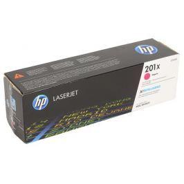 Картридж HP CF403X для LaserJet Pro M252n/M252dw, Пурпурный. 2300 страниц. (HP 201X)