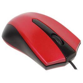 Проводная оптическая мышь Accura MM-950 красный,3 кнопки,1000dpi DEFENDER