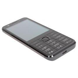 Мобильный телефон Nokia 230 Dual Sim Silver, 2.8'' 320x240, 16MB RAM, 16MB, up to 32GB flash, 2Mpix, 2 Sim, 2G, BT, 1200mAh, 92g, 124,6x53,4x10,