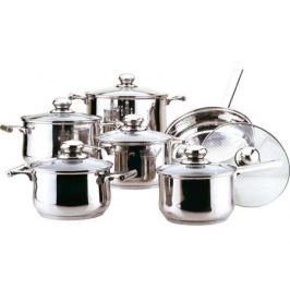 Набор посуды Bekker Jumbo BK-271 12 предметов