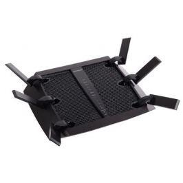 Wi-Fi роутер NETGEAR Nighthawk X6 R8000-100PES 802.11ac, 600+1300+1300Mbps, 2.4/5GHz, 1xWAN, 4xLAN, 2xUSB