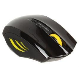 Беспроводная мышь Jet.A OM-U54G Black Comfort (1200/1600/2000dpi, 5 кнопок, USB)