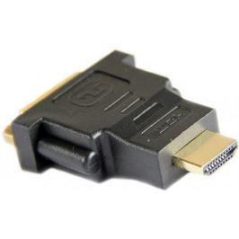 Адаптер (переходник) Aopen DVI-D 25F to HDMI 19M (ACA311) позолоченные контакты