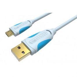 Кабель USB 2.0 A(m)-microUSB B 2.0м Vention VAS-A04-S200