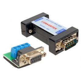 Адаптер ORIENT С991, конвертер RS232 DB9F to RS485 DB9M + клемник винтовой 4 pin